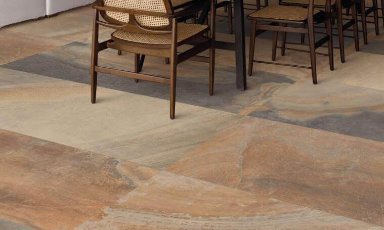 Terrastegels Leisteen Look - Cornerstone Slate Multicolor (Buiten)