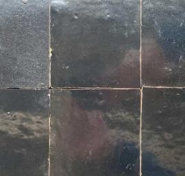 Wandtegels 10x10 - Zelliges TC 63