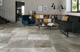 Wandtegels Kalksteen Look - Montpellier Cenere - Mat (Binnen)