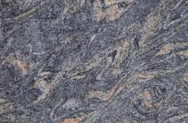 Vloertegels banenverband x 40 cm - Paradiso Bash Graniet - Gepolijst