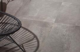 Stroken 1 cm dik - Urban Concrete Night