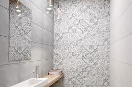 Portugese badkamer tegels v.a. € 28,88 p/m2 - Totaaltegel
