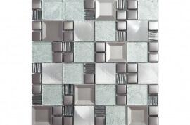 Keramische Mozaiek - Kaos Frozen