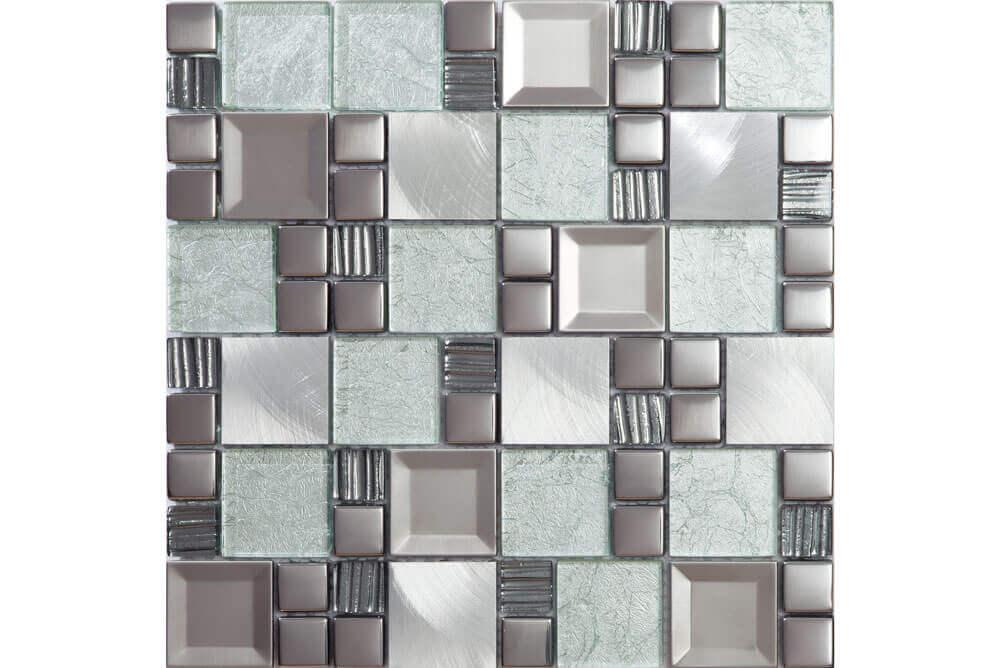 Glas Mozaiek - Kaos Frozen