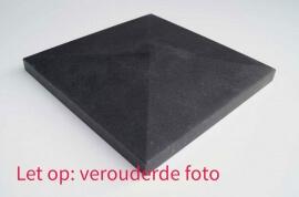 Basalt Paalmuts - Diamantkop