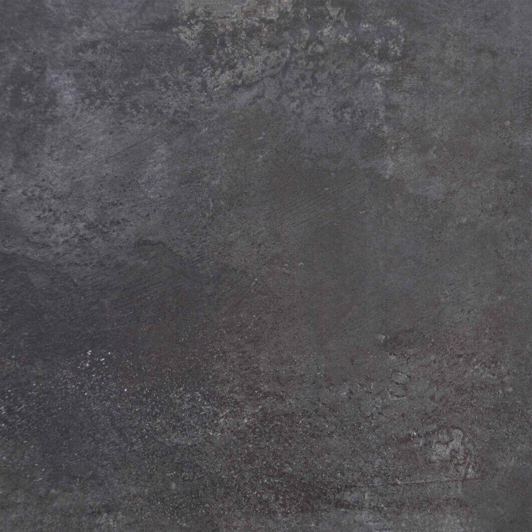 Terrastegels 90x90 - Ceramaxx Metalica Carbon