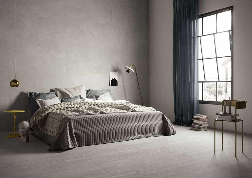 Vloertegels 30x60 - Karman Cemento Cenere - Naturale