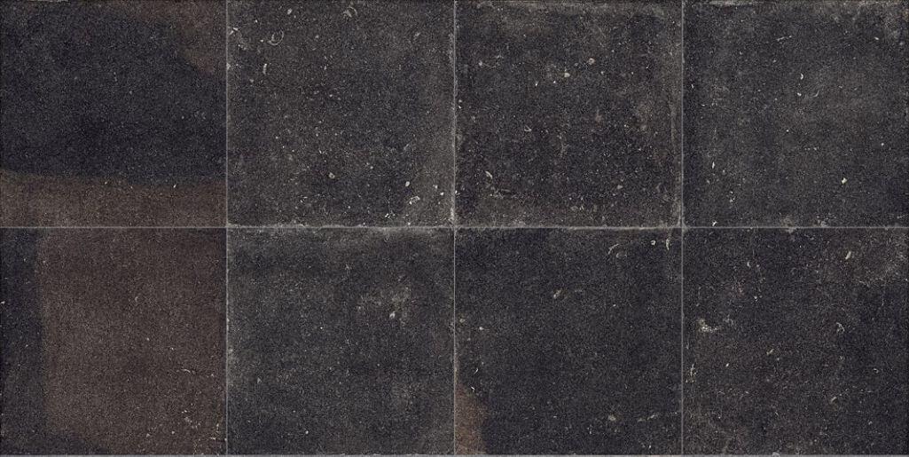 Zwarte terrastegels - Evolution du Kronos Évo Noir (Buiten)