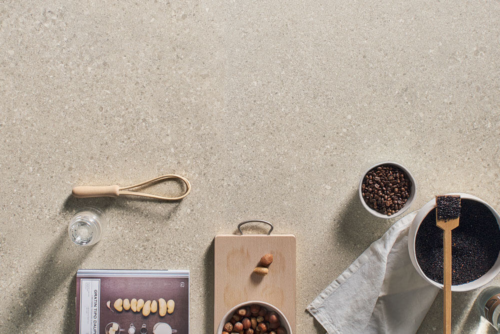 Terrastegels 80x80 - Grainstone Rough Sand (Buiten)
