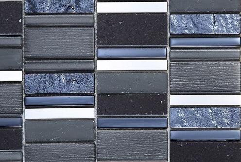 Keramische Mozaiek - Superior Amethyst