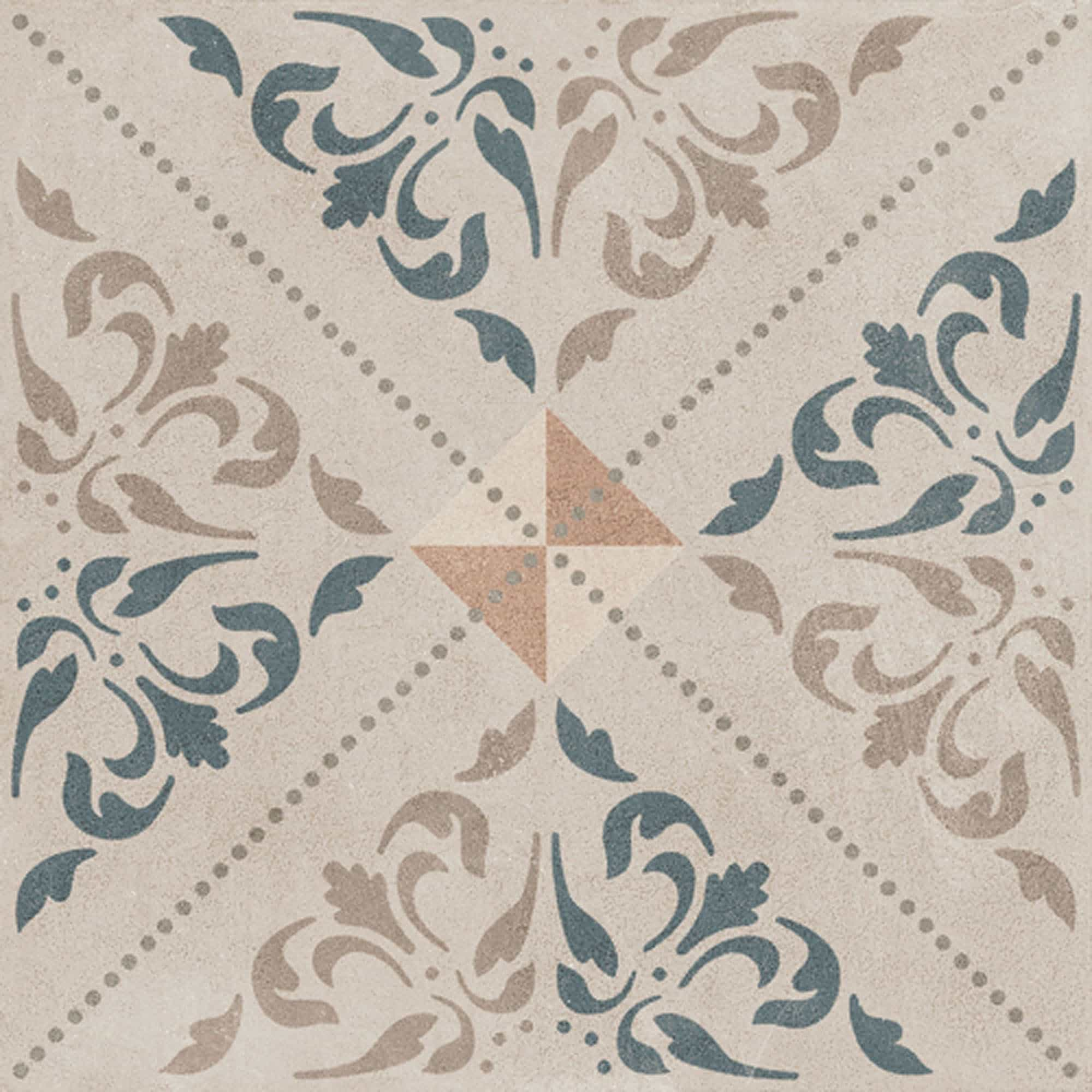 Vintage vloertegels - Patchwork Classic 02
