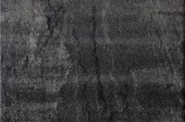 Betontegels 80x40 - H2O Square Nero / Grey Emotion - Excellent Relief