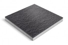 Terrastegels 90x90 - CeraDeco Carbone LUX