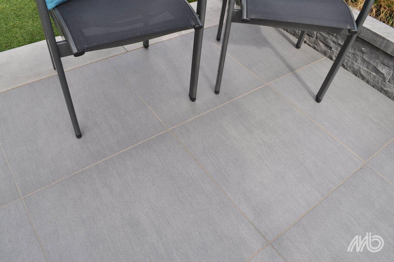 Terrastegels Betonlook - Ceramaxx Ardesia Grigio