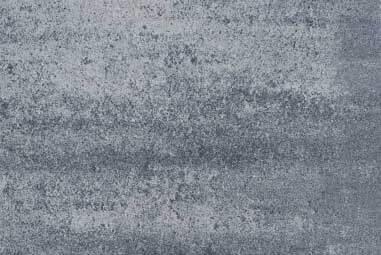 Betontegels Wildverband - H2O Mixed Wildverband Nero / Grey Emotion Glad