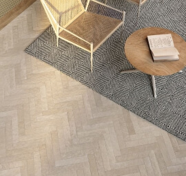 Wandtegels 6,5x33 - Thecourt Taupe