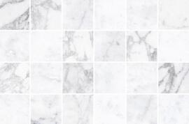 Marmer Look vloertegels - Byron Apuano mozaïek