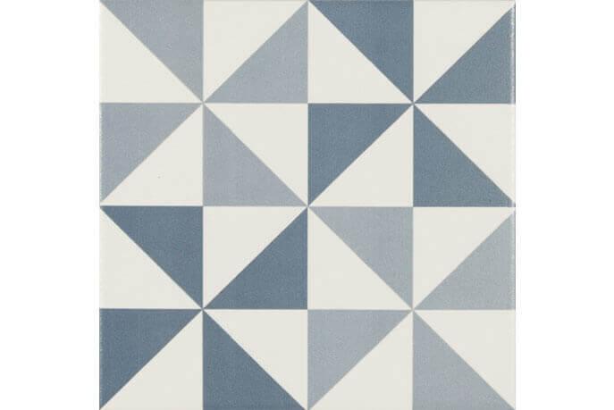 Beige vloertegels - Antigua Azul 004 - 20x20
