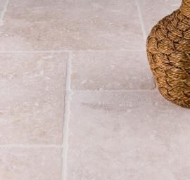 Vloertegels 20x20 - Apulia Ivory / Beige Anticato (Binnen)
