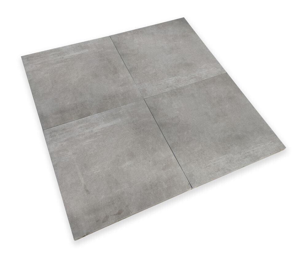 Terrastegels Betonlook - Rivesto Anthracite