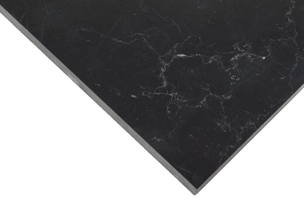 Marmer vloertegels - Nero Marquina Marmer - Gepolijst