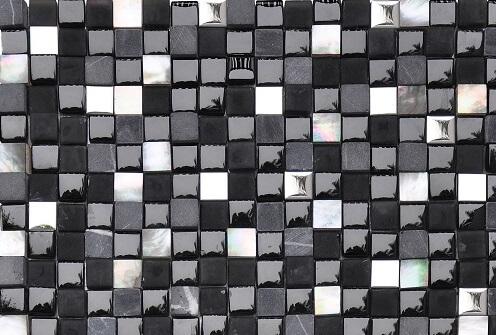 Taupe wandtegels - Future Black