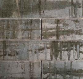 Wandtegels 15x15 - Raku Graphite