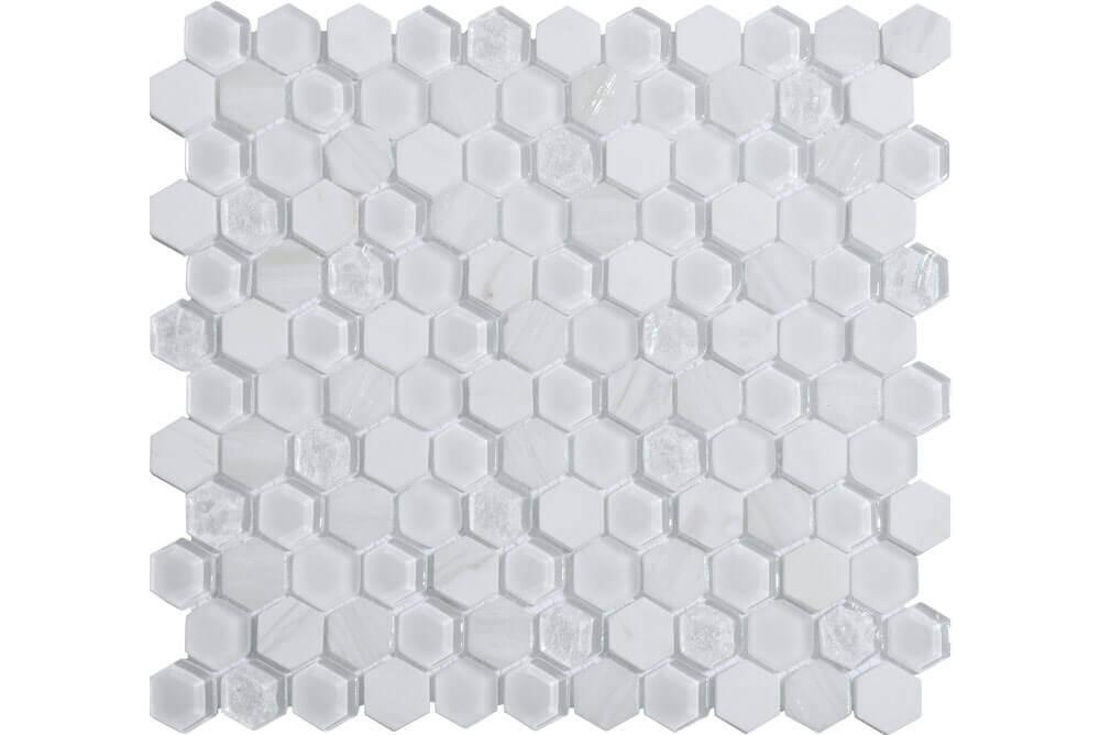 Tegels 30x30 - Living White