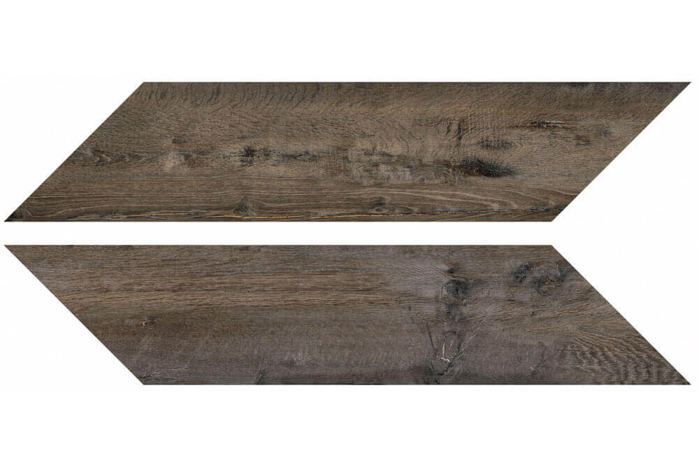 Vloertegels houtlook 20x120 cm - Kent Wengè