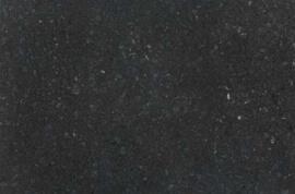 Vloertegels 40x40 - Olivian Black Basalt - Gezoet