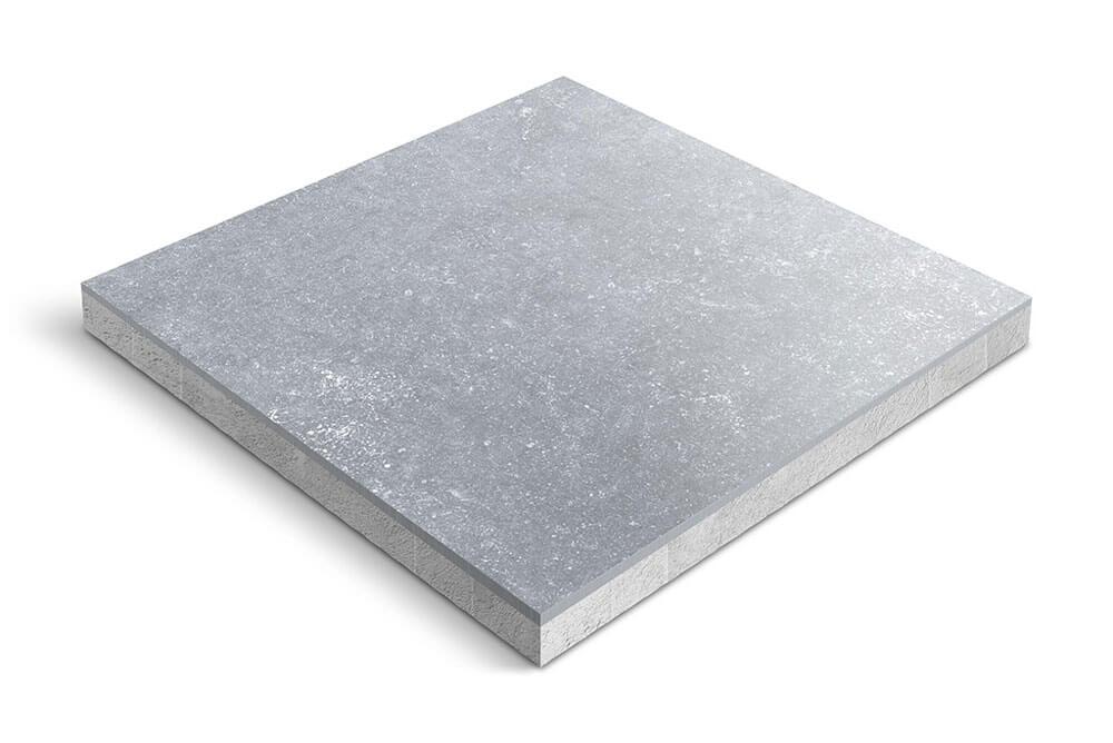 Keramiek op beton - CeraDeco Belga Chiaro