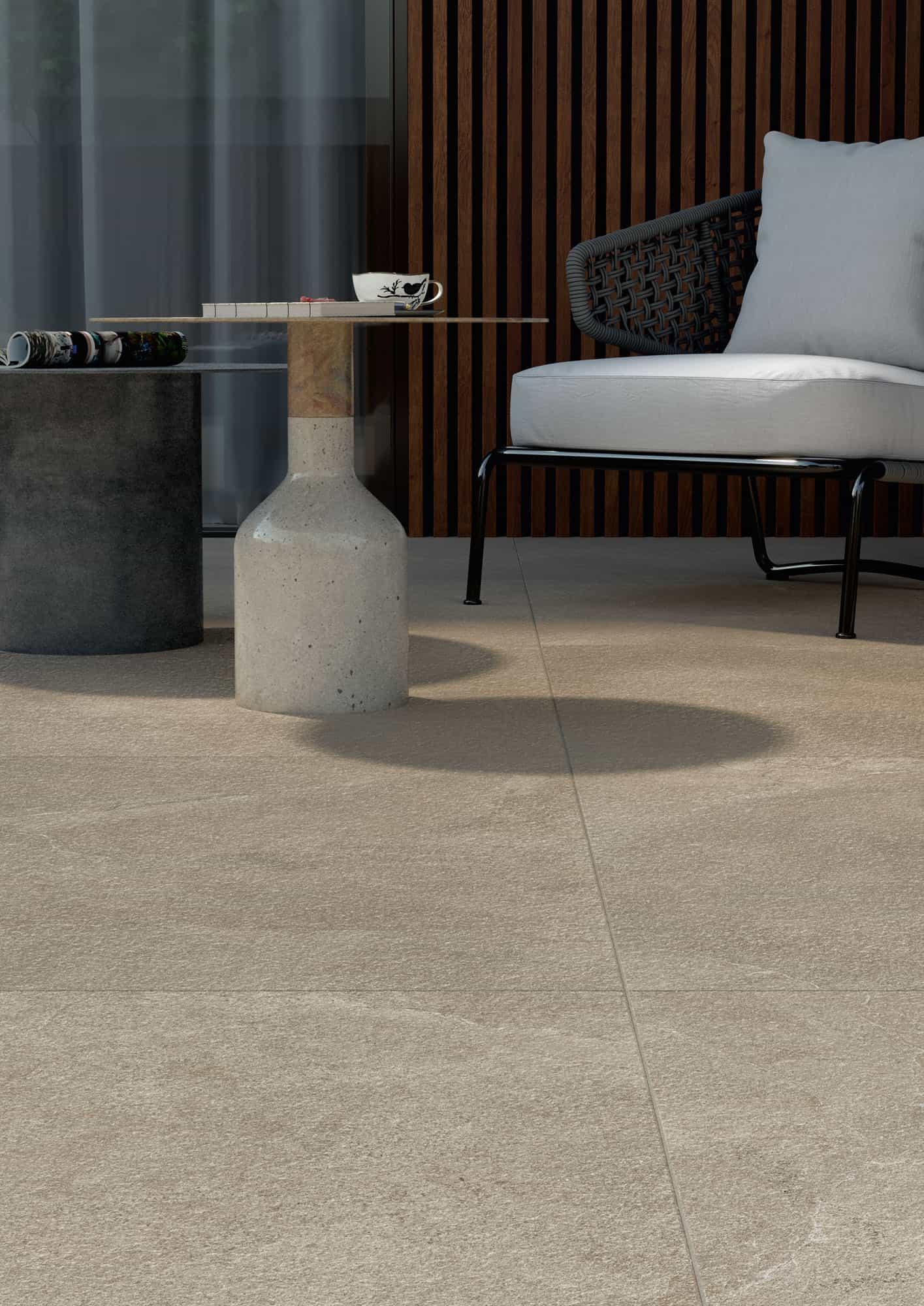 Wandtegels 90x90 - Lithos Desert - Lappato