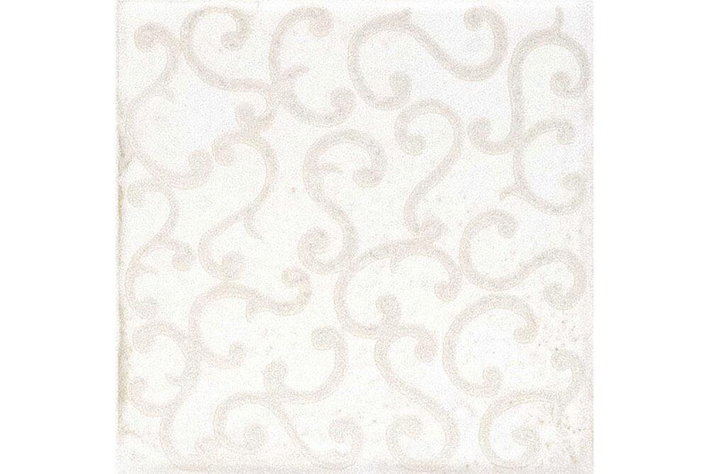 Vloertegels 15x15 - Majoliche Bianco Lenzi Arabescato