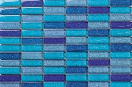 Wandtegels 30x30 - Deep Blue Sea