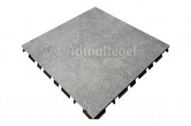 Ceramidrain terrastegels - Ceramidrain Belgium Grey