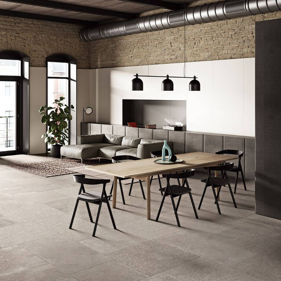 Oude vloertegels - Thecourt Grey
