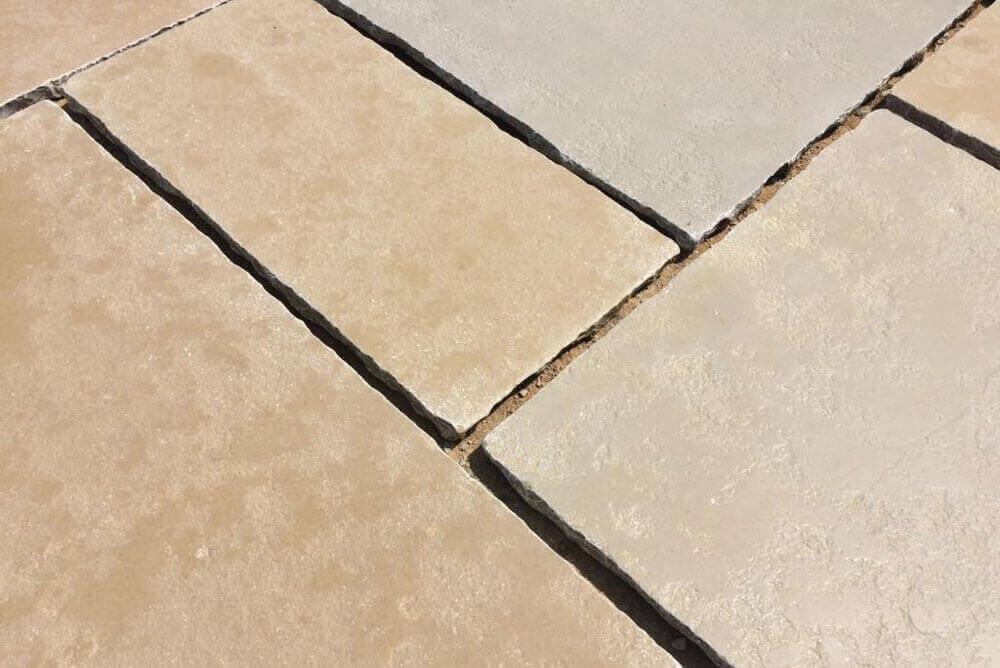 Vloertegel prijstoppers - Castle Stone Beige