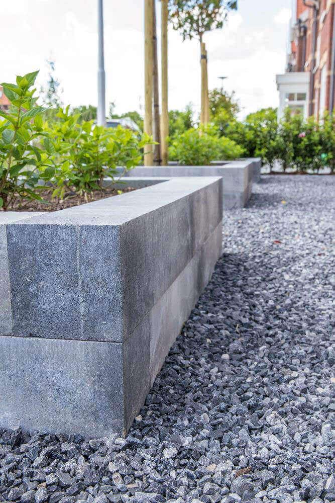 Tuin & bestrating - Wallblock New Zeeuws Bont