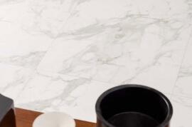 Wandtegels 30x90 - Marmocrea Venato Gold
