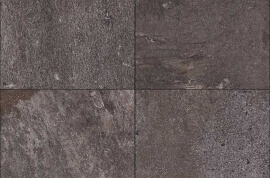 Basalt terrastegels - Quartz dark grey