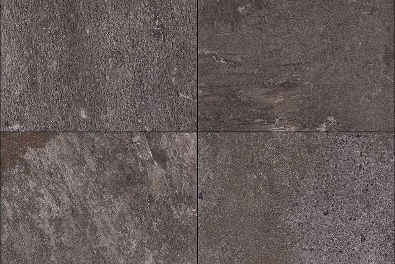 Tegels 45x90 - Quartz dark grey