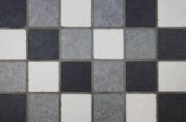 Tegels multicolor - Pietra DN Mosaico Mix 30x30