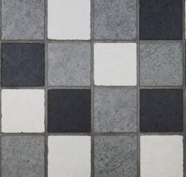 Antraciet wandtegels - Pietra del Nord Mosaico Mix