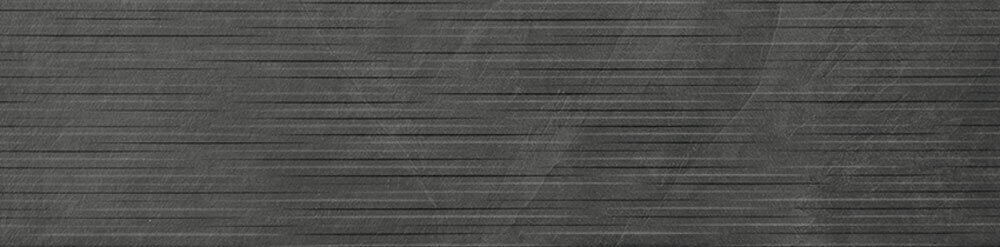 Wandtegels Leisteen Look - Cornerstone Slate Black Parallelo
