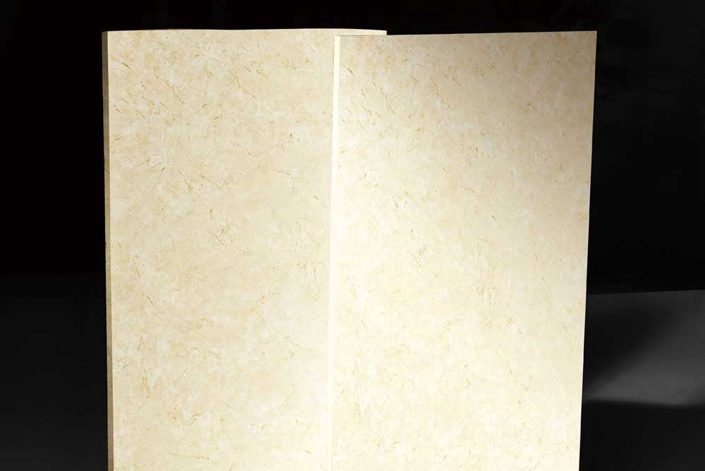 Wandtegels 60x90 - Kera Golden Beige - Gepolijst