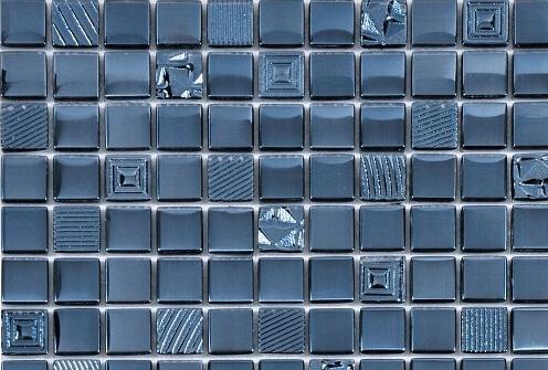 Mozaiek wandtegels - Relief Topaz
