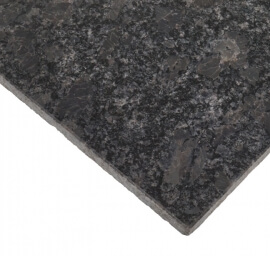 Graniet vloertegels - Silver Grey Graniet - Gepolijst