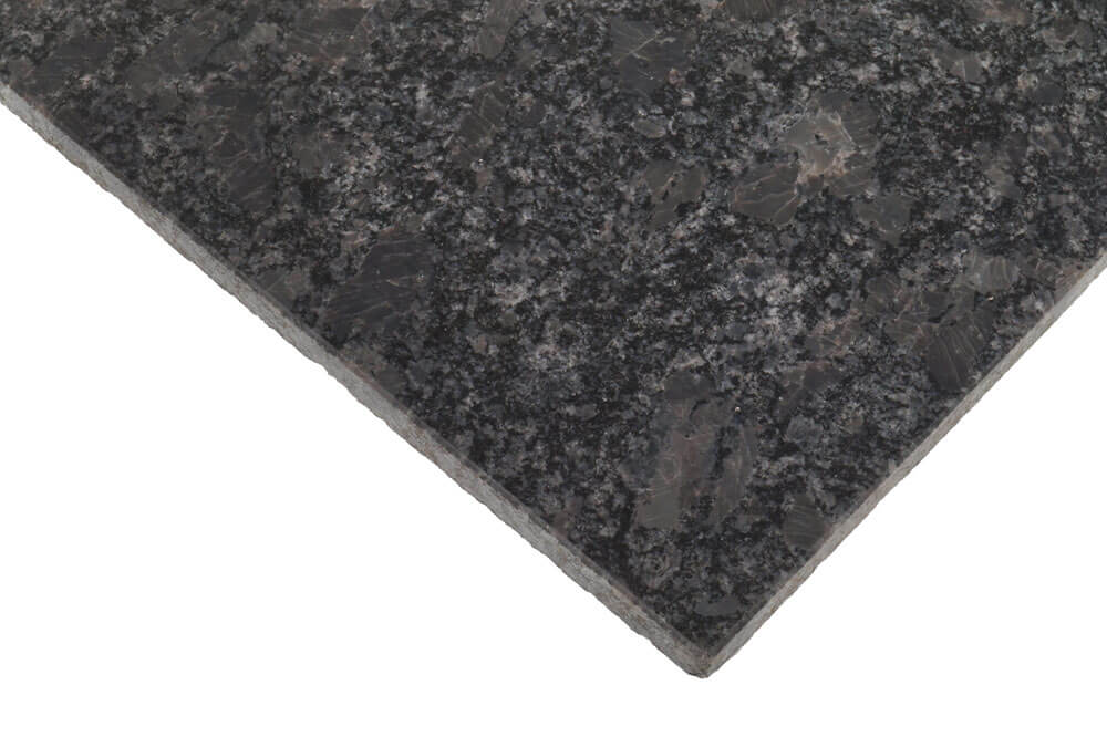 Wandtegels 40 cm - vrije lengte - Silver Grey Graniet - Gepolijst