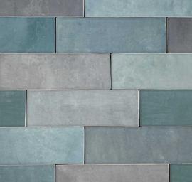 Wandtegels 7,5x30 - Safi Aqua