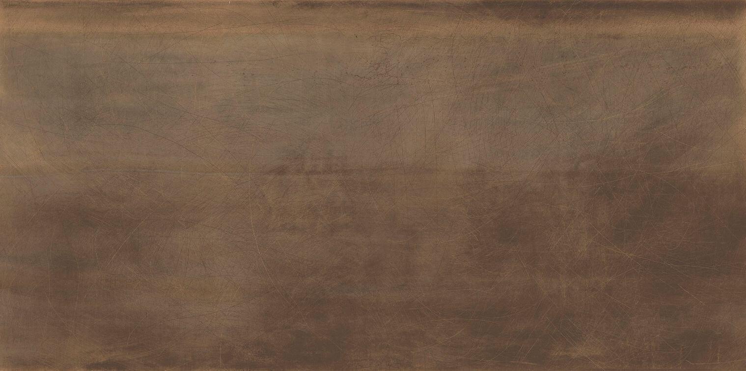 Bruine wandtegels - Cast Corten